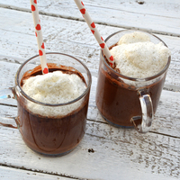 Diétás, cukor és tejmentes forrócsokoládé