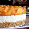 Sütés nélküli, sárgadinnyés-túró torta