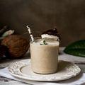 Vegán kókuszos smoothie