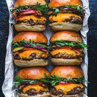 Ellenállhatatlan házi hamburger