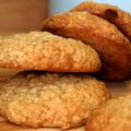 Almás zabkeksz - Laktóz-, glutén- és cukormentes