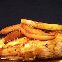 Almás, csillagánizsos pikáns csirke