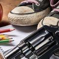 Mi lenne, ha lőfegyvert vinnék az iskolába?