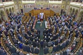 Jogászok a parlamentben
