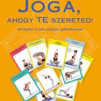Könyvajánló: Stefania De Mitri - Jóga, ahogy Te szereted!