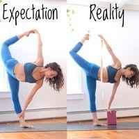 Első jógaórák tapasztalatai