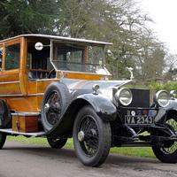 A király kocsija