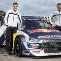 Cooper abroncson vág neki a 2018-as rallycross-világbajnokságnak az EKS Audi Sport