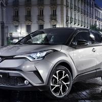 Michelint kapott az új Toyota C-HR