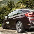 Magyar Hankook abroncsokat kap a BMW 6 Gran Turismo