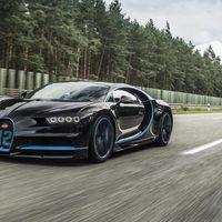 0 - 400 - 0: brutálisat gyorsult Juan Pablo Montoya egy Bugattival