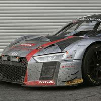 Spa 24 órás: Audi győzelem