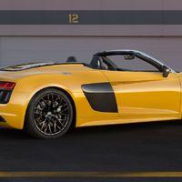 Pirellit kapott az Audi R8 V10 Spyder