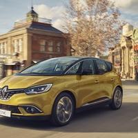 Virsligumival jön az új Renault Scenic