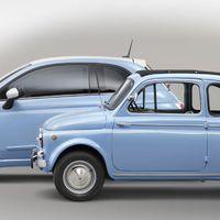 Hatvanéves a Fiat 500