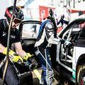 """Még """"tanulja"""" a Pirellit az Emil Frey Lexus Racing"""