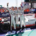 Tarolt a Michelin és a Dunlop Le Mans-ban