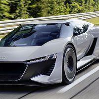 Az Audi kesztyűt dobott a Teslának