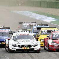 Nyolcadik Hankook szezon a DTM-ben