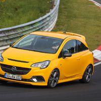 Michelinnel körözött a Nürburgringen az új Opel Corsa GSi