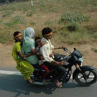 Indiába érkezett a Michelin Bibendum