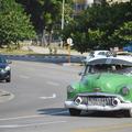 Kuba, az autóipar Galápagos-szigete