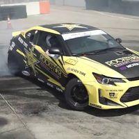 Formula Drift: második helyen zárt a Nexen