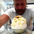 Top of the art of ice cream making: the Japanese kakigōri