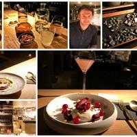 A bar, offering 3 Michelin-starred dessert tasting menu?