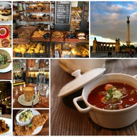 Budapest Foodie Map