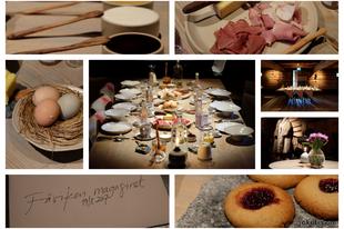The world's best breakfast? The most remote cult restaurant: Fäviken, Sweden