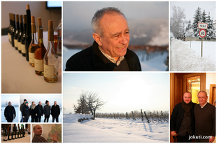 Tokaji wine tasting with the star chef of the Nordic kitchen in Nordic conditions