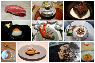 My favourite dishes of 2016 - part 1: fine dining around the world