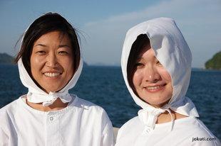 Ama - Japan's mysterious diving fisherwomen