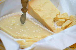 Michelin starred journey around the king of cheeses
