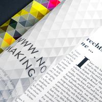A papír metamorfózisa - Egy igazán különleges címlap