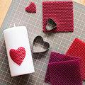 Valentin napi ajándék ötlet - házilag