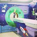 A HP latex nyomtatónk környezetbarát így akár kórházak, iskolák, óvodák dekorálására is kiváló!