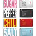 Üdvözlöm! Cukrot, sót, chilit parancsol? - Ötletes névjegykártya catering módra