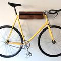 Design bicikli tároló