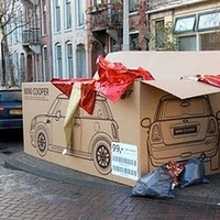 Mini csomagolása