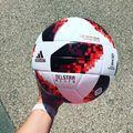 Ha az egyik kedvenc ügyfelünk 10-kor VB labdát kér, akkor mi szerzünk neki 11-re... úgy, hogy már nem is kapható az országban szinte...⚽️