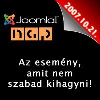 Joomla!Nap - 2007.10.21.