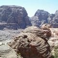 Petra - aldozati magaslat
