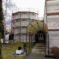 Zajlik az energetikai felújítás a Napsugár Óvodában