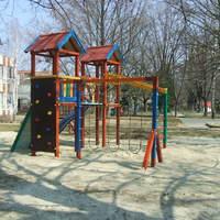 Elkészült a gyerekek játéka a Napsugár Óvodában
