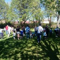Sikerült örömet okozni a gyerekeknek Húsvét alkalmával. (képgaléria)