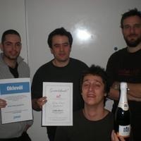 Startup verseny: harmadikak lettünk!