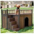 Ilyet se láttál még! 7 tetőteraszos kutyaház, amit a te kis kedvenced is imádna