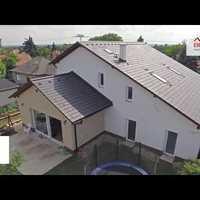 Két építkezés története - Családi ház a Bramac támogatásával